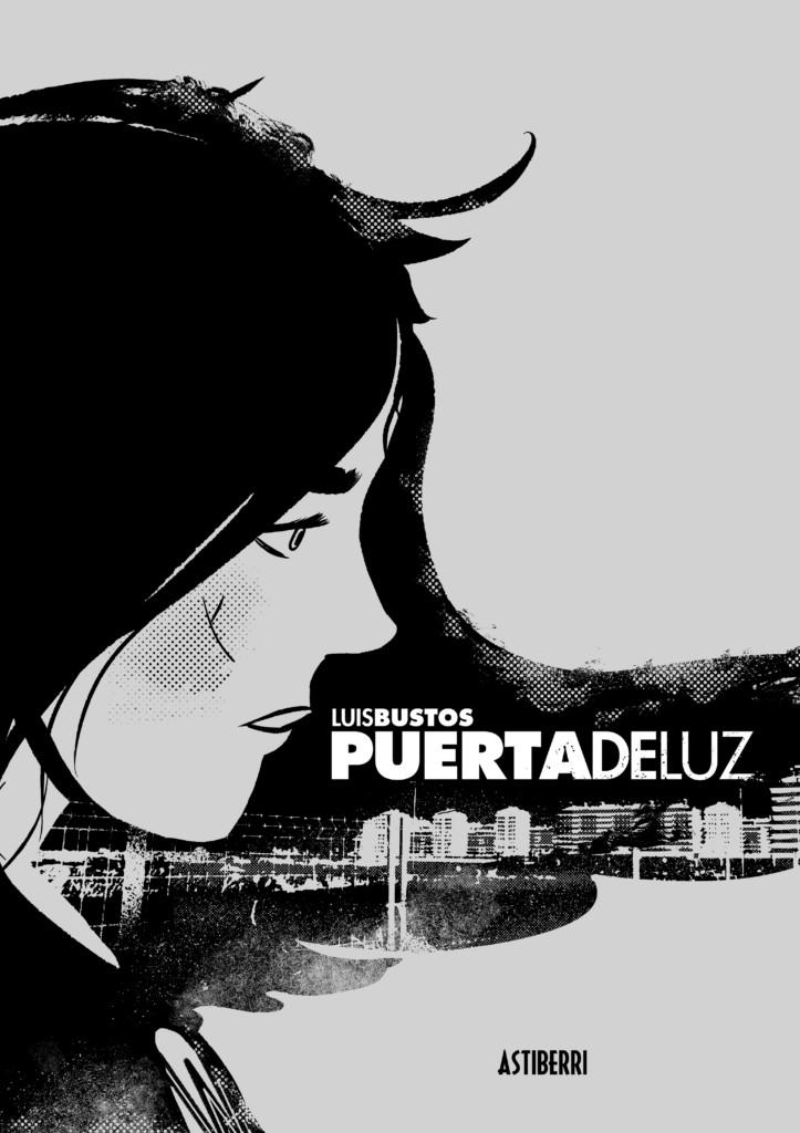 Presentación y dedicatoria de ejemplares de Puerta de Luz, creado por Luis Bustos.