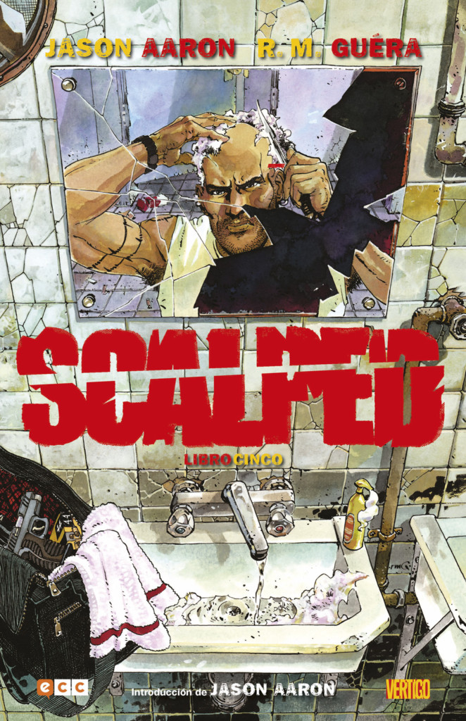Scalped: Libro cinco
