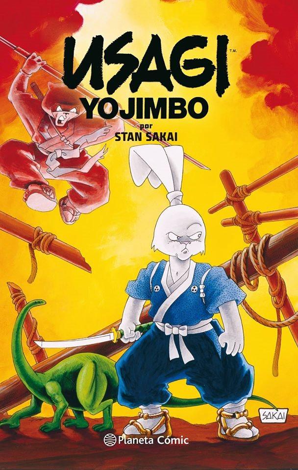 Usagi Yojimbo – La colección Fantagraphics nº02/02