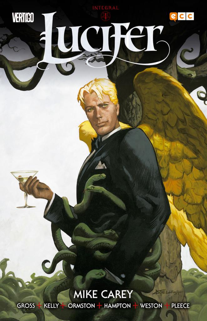 Reseña de Lucifer Integral 1 (de 3)