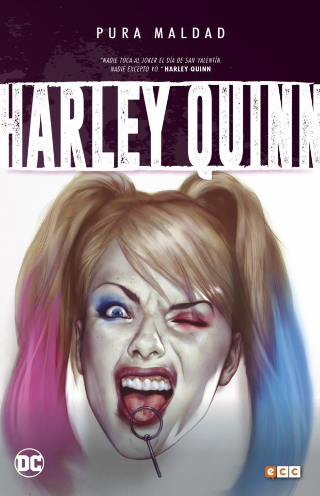 Reseña: Pura maldad: Harley Quinn