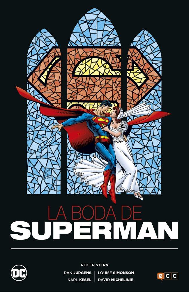 Reseña La Boda de Superman