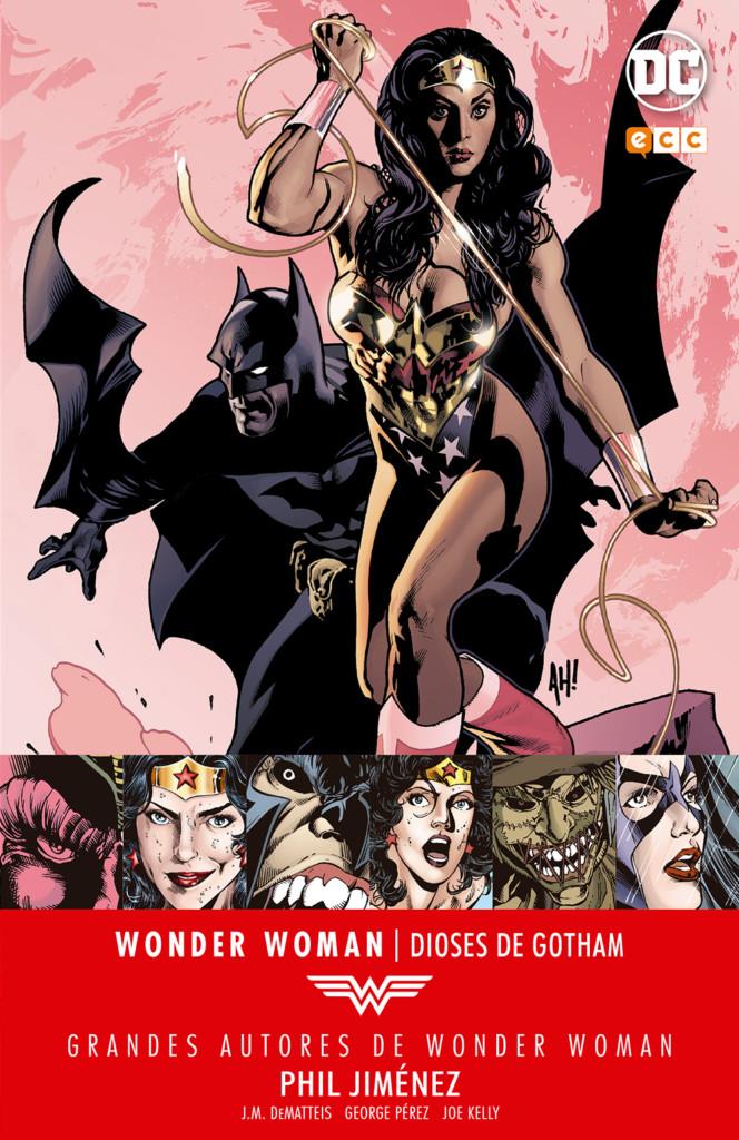 Reseña de GG.AA. Wonder Woman: Dioses de Gotham