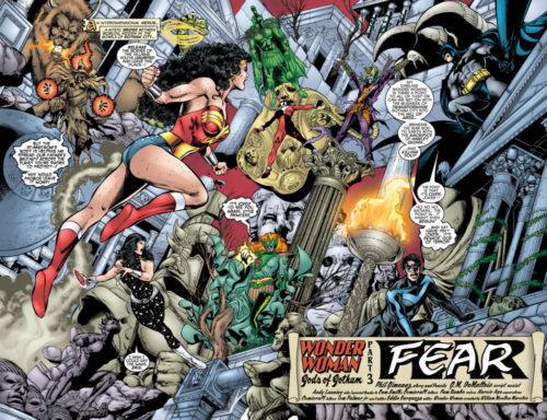 Dioses de Gotham