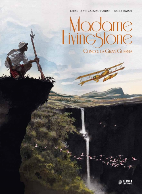 Reseña: Madame Livingstone.
