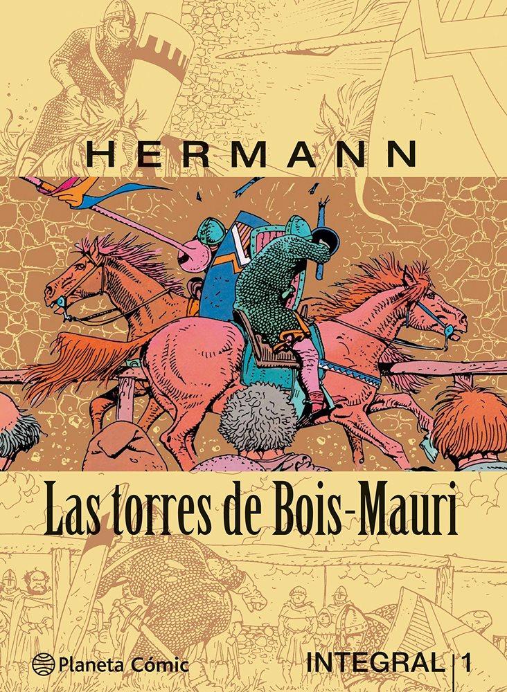 Reseña: Las Torres de Bois-Mauri 1.