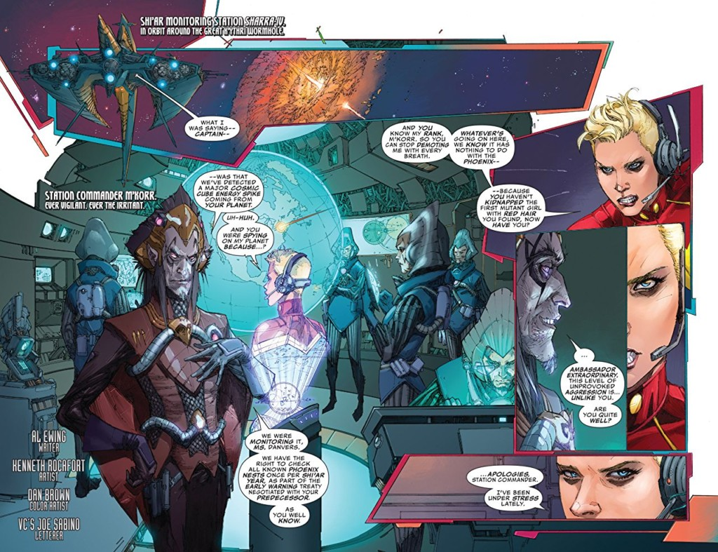 Ultimates #2: Civil War II