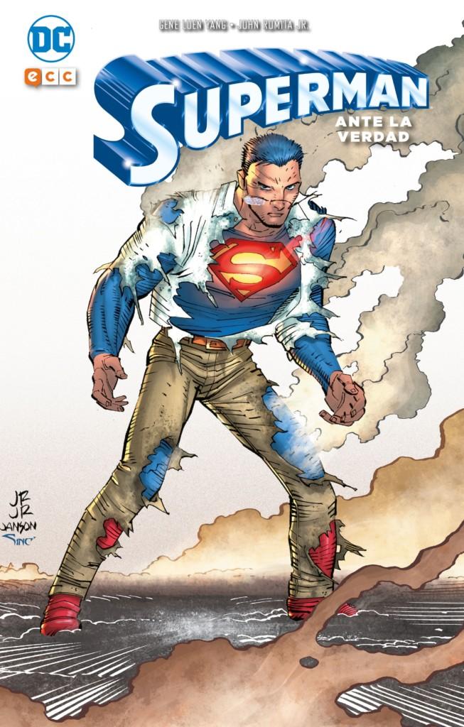 Reseña de Superman: Ante la Verdad