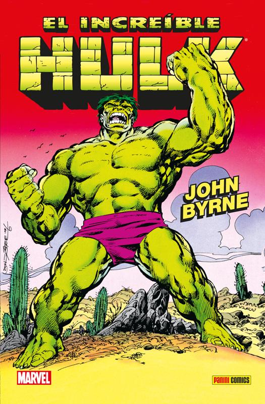 Reseña de El Increíble Hulk de John Byrne