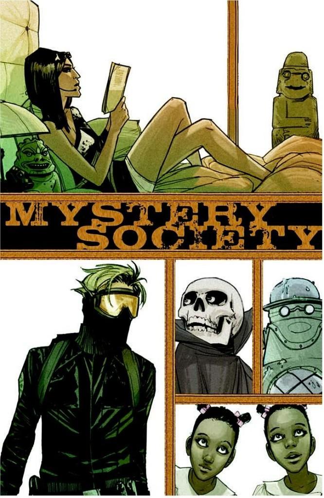Mystery Society 4