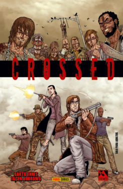 Crossed, Vol.1 Panini Comics