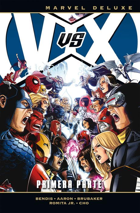 Reseña de MD VvX: Los Vengadores vs. La Patrulla-X