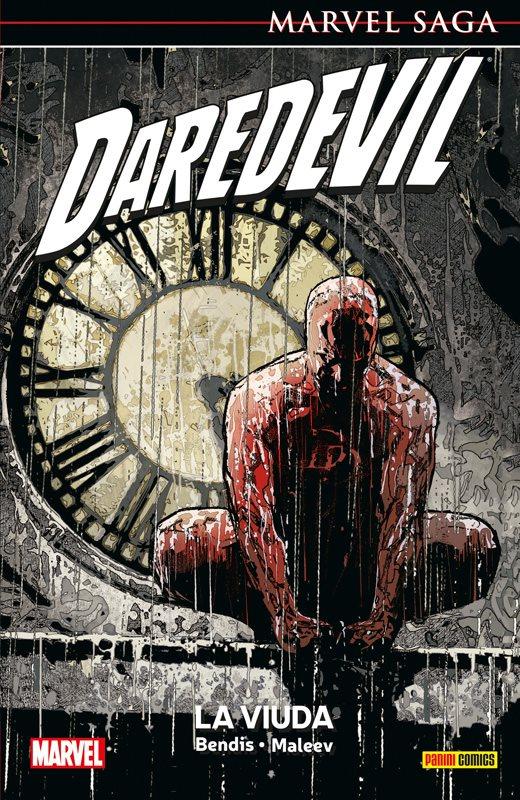 Reseña Marvel Saga Daredevil 11. La Viuda