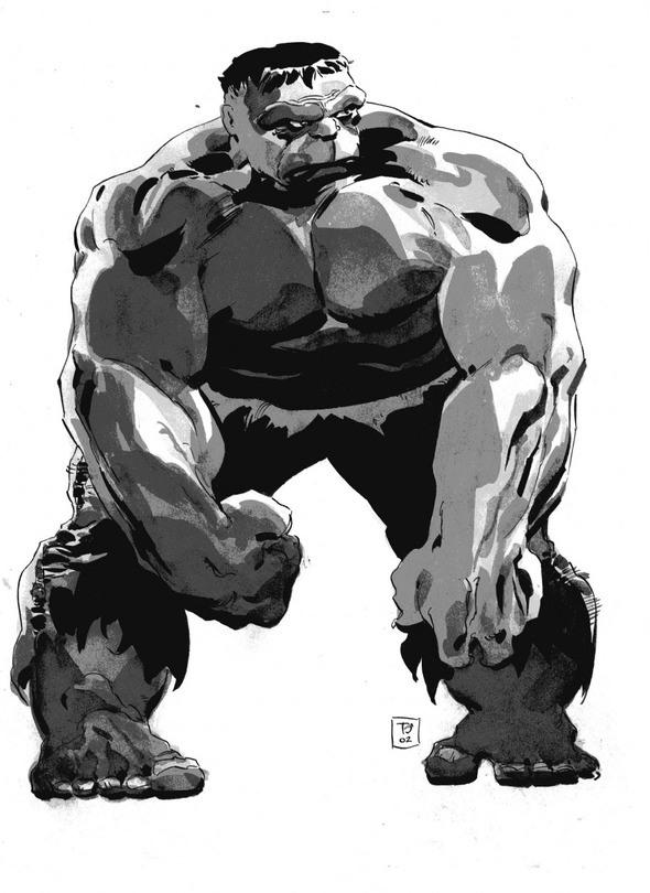 Hulk Gris 3