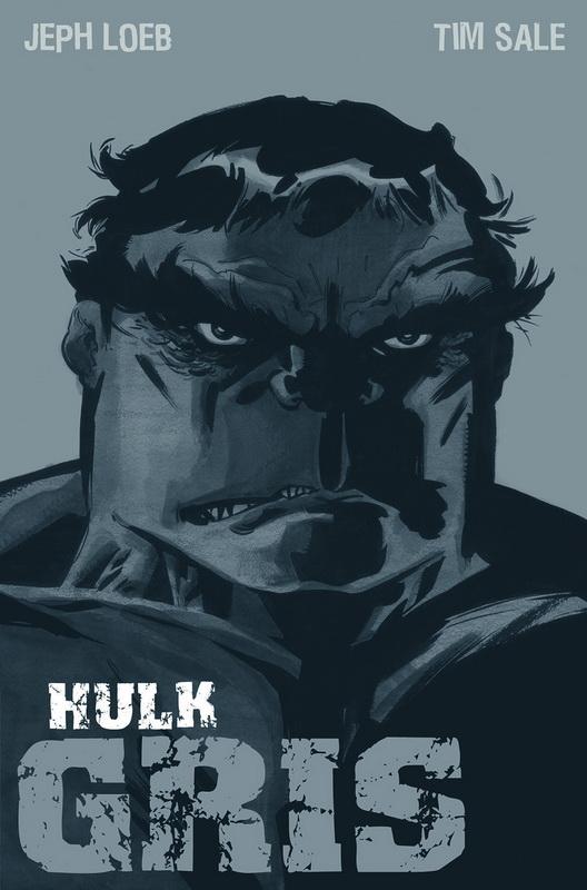 Reseña: Hulk Gris, de Loeb & Sale