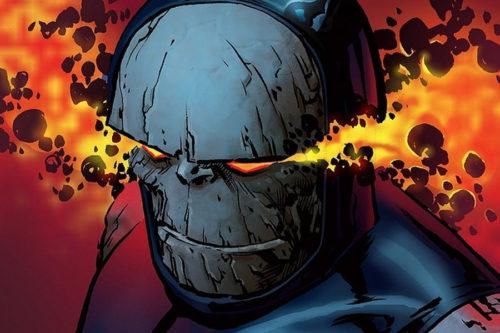 Pura maldad: Darkseid 4