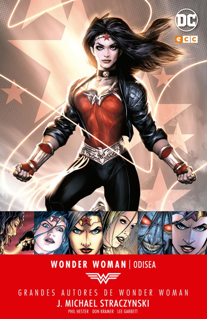 Wonder Woman: Odisea
