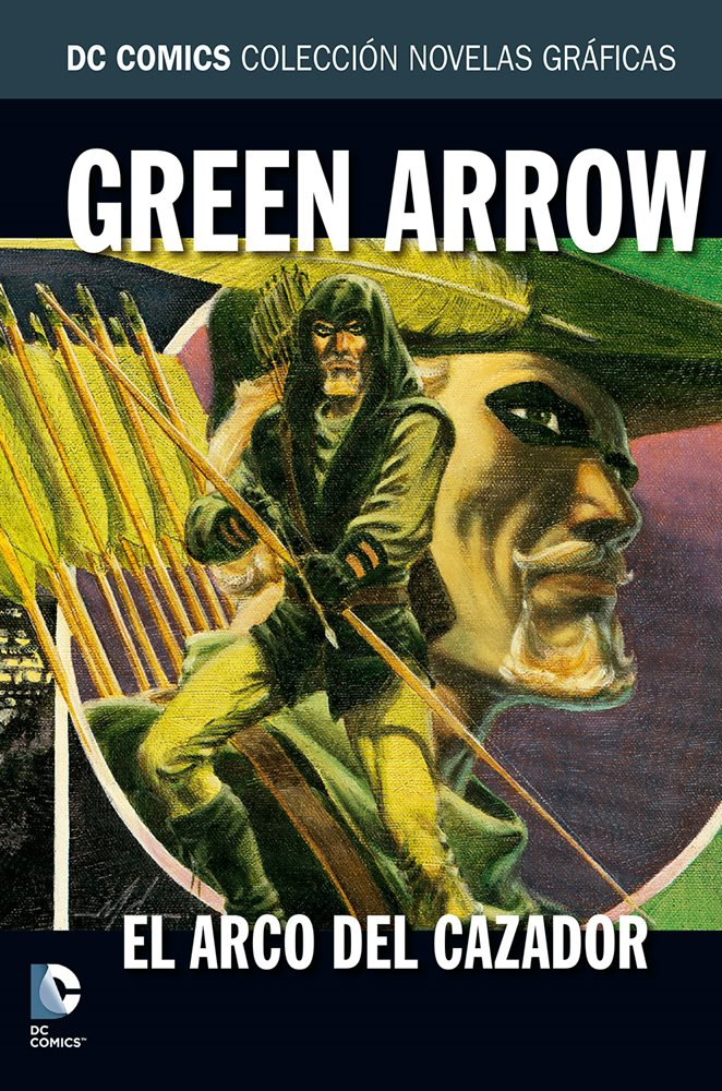 Green Arrow: El arco del cazador portada