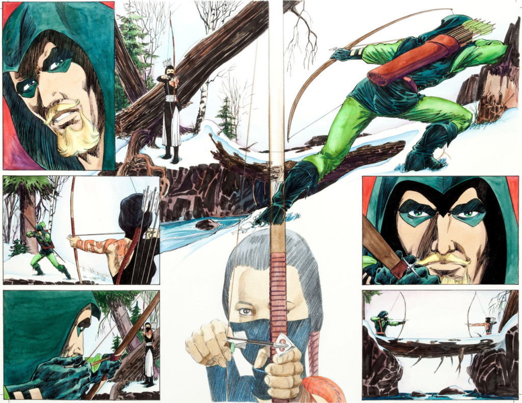 Green Arrow: El arco del cazador