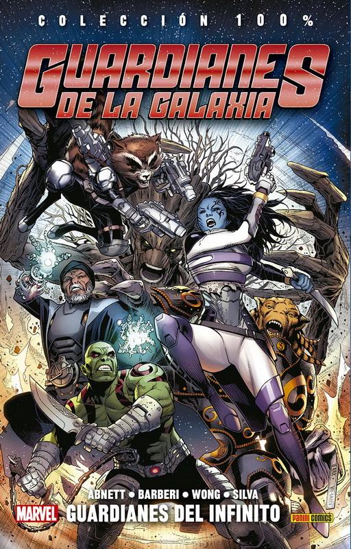 Guardianes de la Galaxia: Guardianes del Infinito