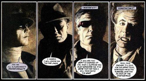 Los guías de Tim Hunter [John Bolton].