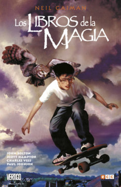 Los libros de la magia