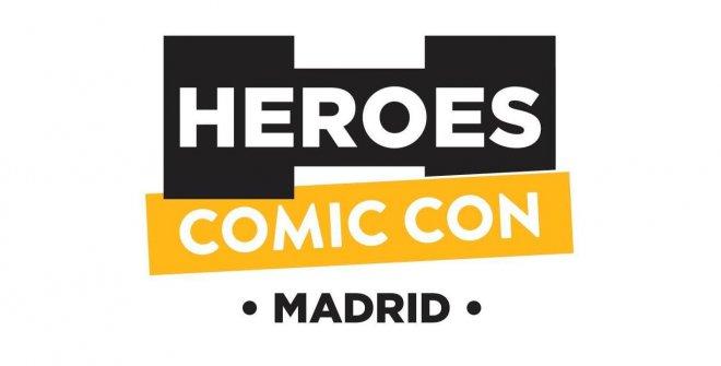 Logo Heroes Comic Con