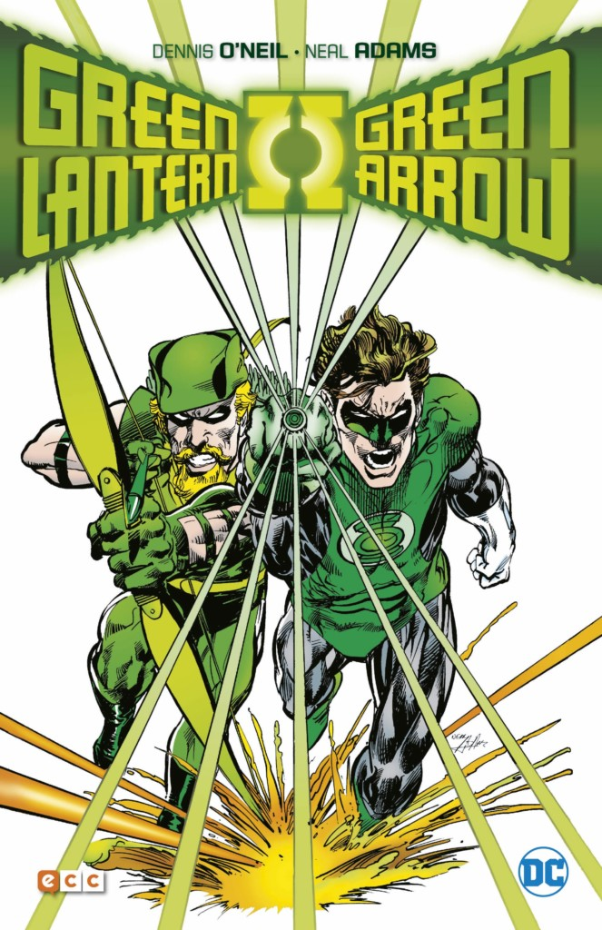 Reseña: Green Lantern/Green Arrow.