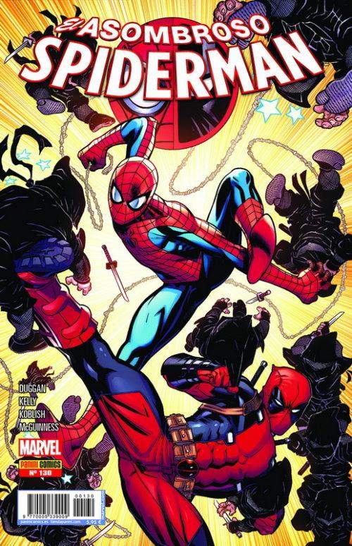 Spiderman Masacre