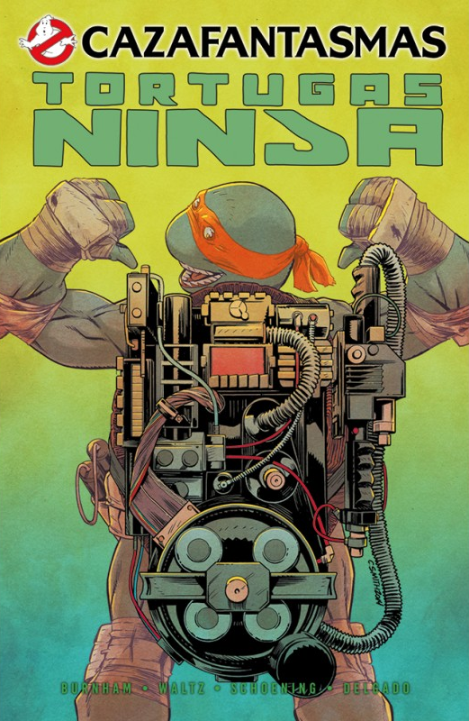 Reseña: Cazafantasmas & Tortugas Ninja