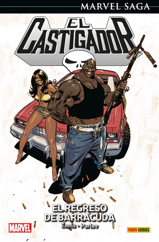 Marvel Saga El Castigador 8. El regreso de Barracuda