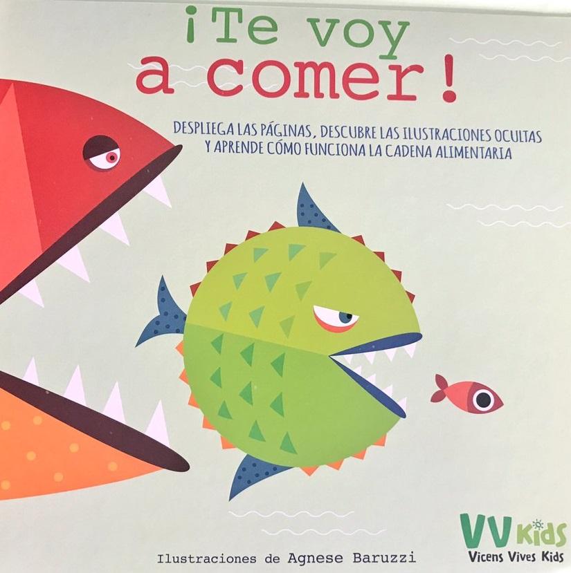 Vicens Vives Kids. Libros ilustrados infantiles.