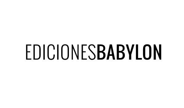 Novedad Ediciones Babylon diciembre 2018