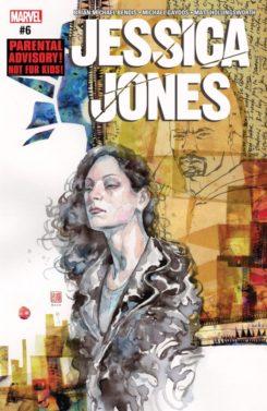 Jessica Jones #6 USA