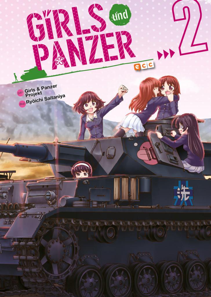 La Casa de Té de Lamastelle-san: Girls und Panzer 2.