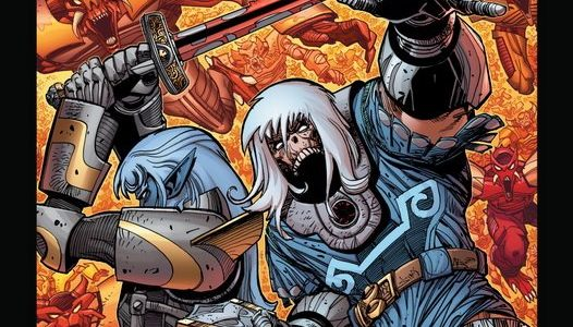 Reseña de Ragnarök 2 de Walter Simonson