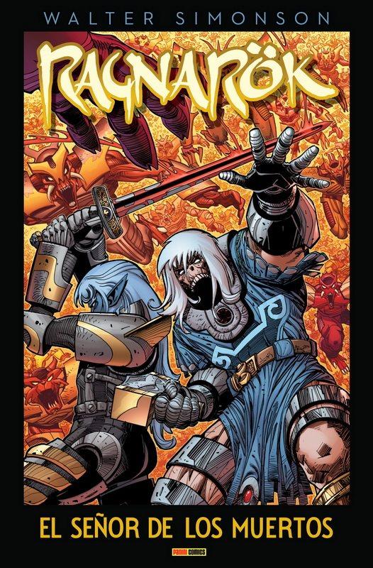 Ragnarök 2 portada