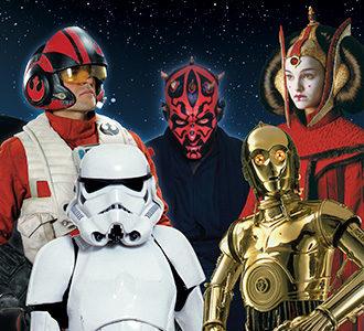 Llega a España la inédita colección de bustos Star Wars