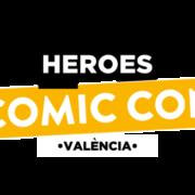 Es la hora de las Tortas se convierte en media partner de Heroes Comic Con Valencia