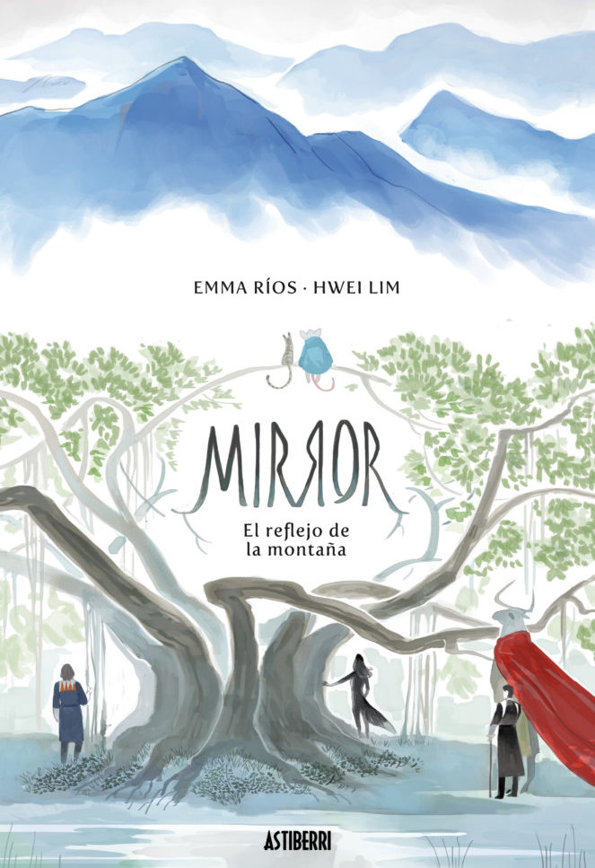 Mirror 1, el Reflejo de la Montaña