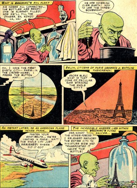 Pura maldad: Brainiac Kandor