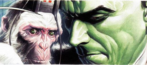 Pura maldad: Brainiac Koko