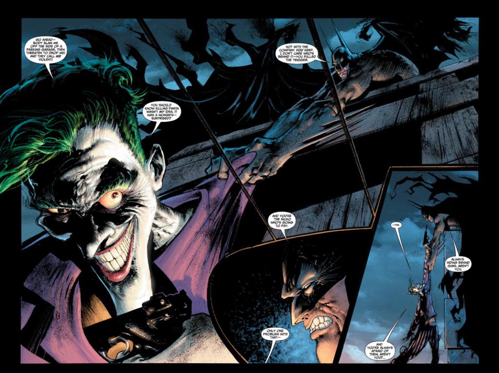 Batman Sam Kieth