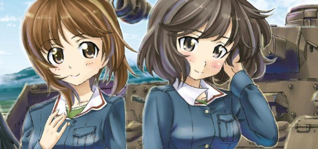 Girls und Panzer 3 y 4.