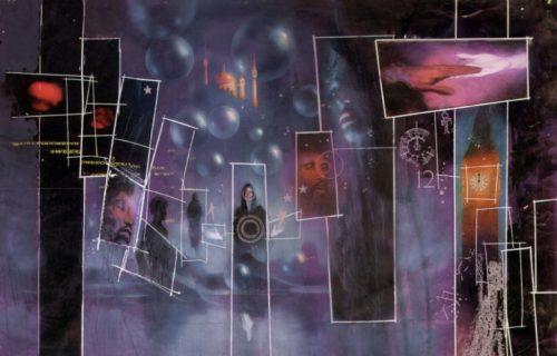 Voodoo Child, de Bill Sienkiewicz