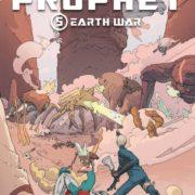 Prophet vol.5 Guerra en la tierra