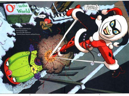 Las aventuras de Harley Quinn