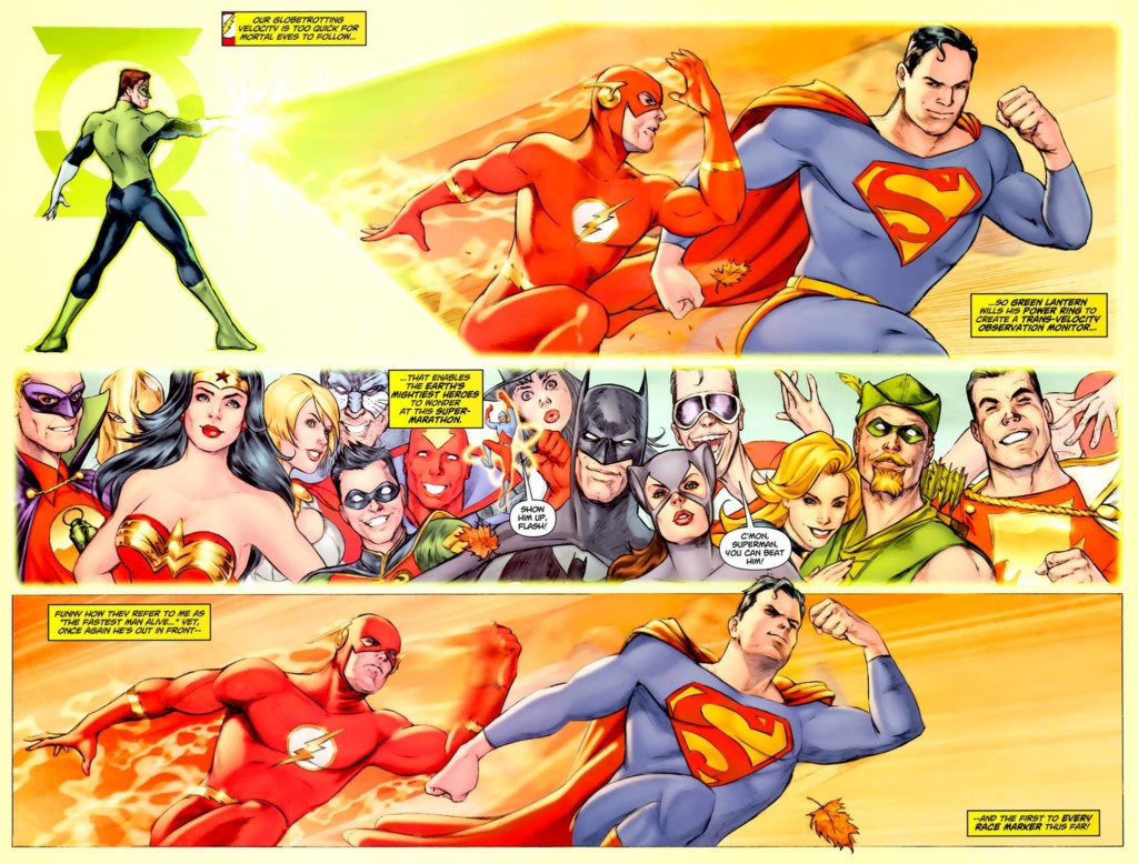 Universo DC: Especial Halloween 4
