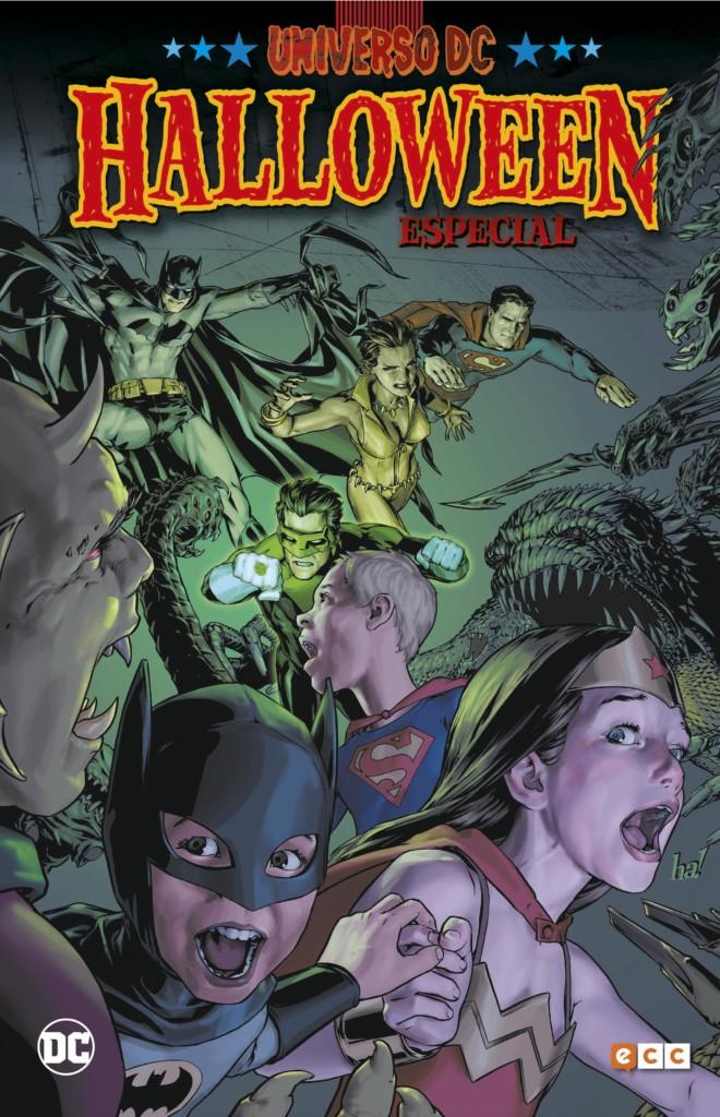 Universo DC: Especial Halloween portada