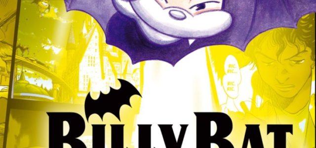 Billy Bat, de Naoki Urasawa. Tomo 20 y último.